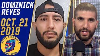 Dominick Reyes: Jon Jones doesn't want to fight me | Ariel Helwani's MMA Show