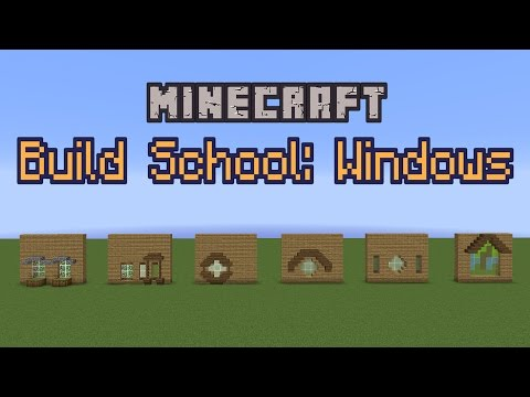 Build School: Windows!