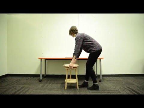 Fidget - Motion Stool