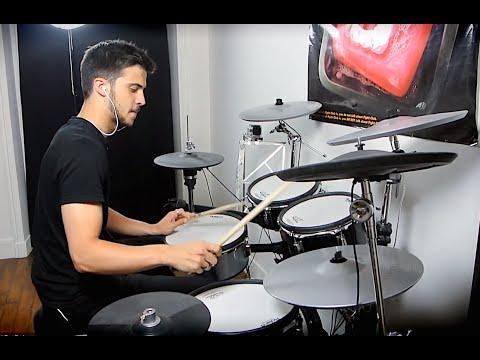 Avicii - Wake Me Up - DRUM REMIX By Adrien Drums