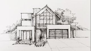 Architectural Sketching - 01
