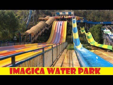 Imagica Amusement Park || Aqua Imagica 2018 || HD