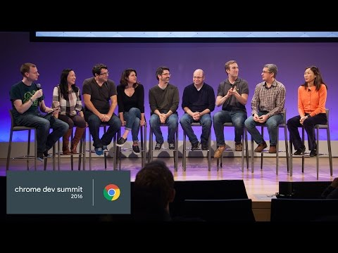 Chrome Leadership Panel (Chrome Dev Summit 2016)