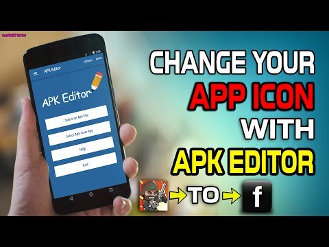 [HINDI]How To Change Any App Icon Permanently In Android Mobile Phone NO ROOT |VERY EASY TUTOTIAL|