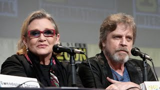 EXCLUSIVE: Mark Hamill Says Carrie Fisher is