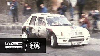 WRC History: Ari Vatanen vs. Walter Röhrl @ Rallye Monte-Carlo 1985
