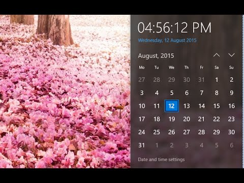 Change 24 Hour Clock to 12 Hour Clock - Windows 10[Quick FiX]
