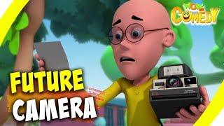 Motu Patlu- EP13A | Future Camera | Funny Videos For Kids | Wow Kidz Comedy