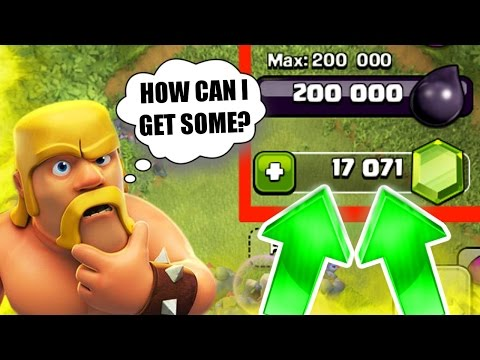 WHAT DO I BUY!?! - HOW TO GET FREE GEMS IN CLASH OF CLANS!!