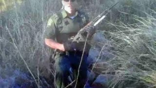 FAST & FURIOUS: BRIAN TERRY DISCOVERED GUNWALKING WAS FOR ISIL