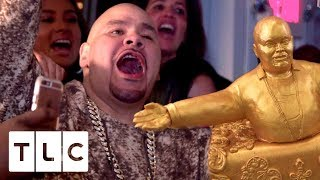 Rapper Fat Joe Gets an ENORMOUS Cake! | Cake Boss