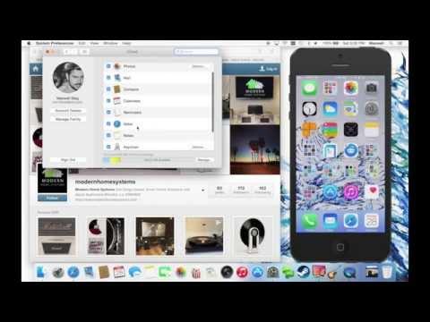 Safari iCloud Tech Tip