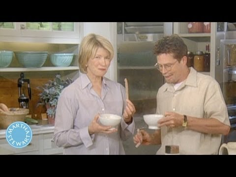 Chef Rick Bayless Makes Tasty Churros - Martha Stewart
