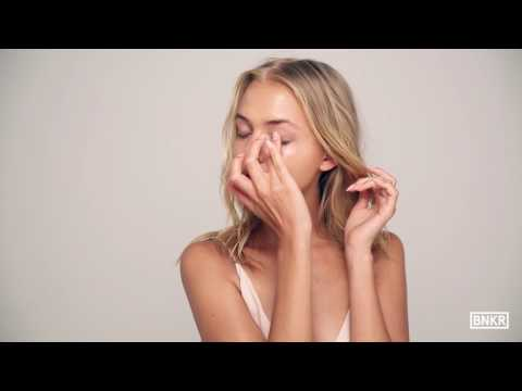 ModelCo x BNKR Beauty Tutorial   Flawless 'No Makeup' Makeup