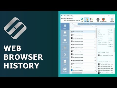 How to View Browsing History for Google Chrome, Mozilla Firefox, Opera, Edge, Internet Explorer  🌐⏳💻