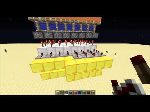 How to build rainbow runner minecraft minigame. Part 1