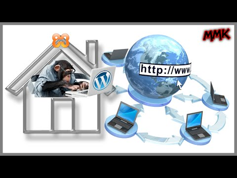 How to Host a Website From Home For Free Using WordPress and XAMPP Web Server