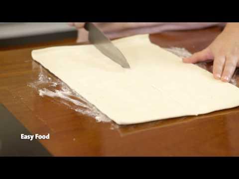 Easy Food's simple sausage rolls