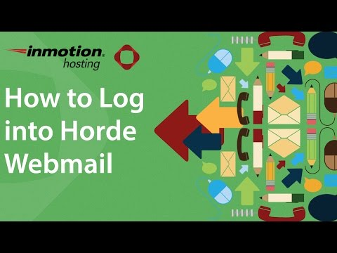 How to Log into Horde Webmail
