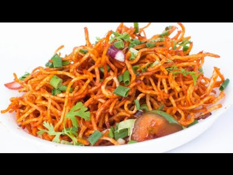 Chinese Bhel Indian Style Recipe chinese bhel how to make At home Recipe in hindi