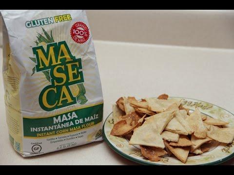 Home-Made Tortilla Chip Recipe