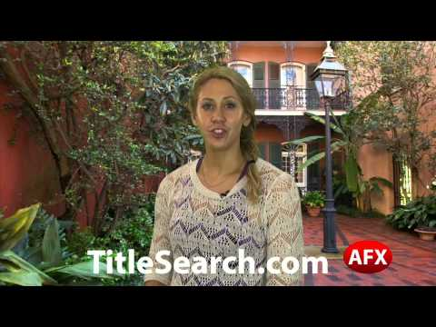 Property title records in Allen Parish Louisiana | AFX