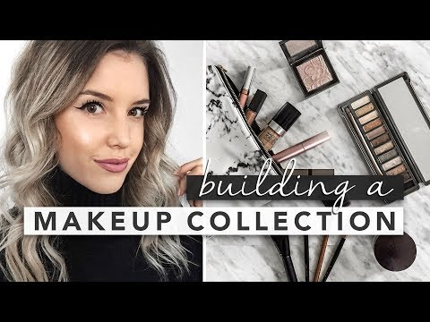 How to Build a Makeup Collection for Beginners | Basics 101