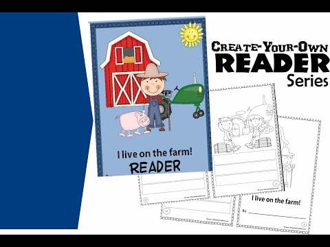 Create Your Own Reader Series