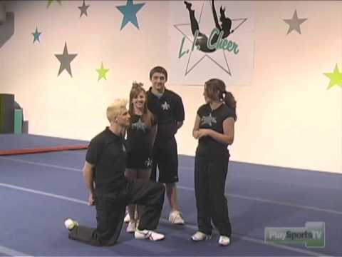Basic Cheerleading Stunt Positions