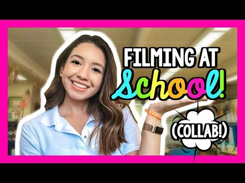 What You Need To Know When Filming at School!   Starting a Teacher YouTube Channel Series
