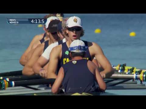 Cal Rowing Pac 12 Men's Crew Championship 2016 (Freshman 8)