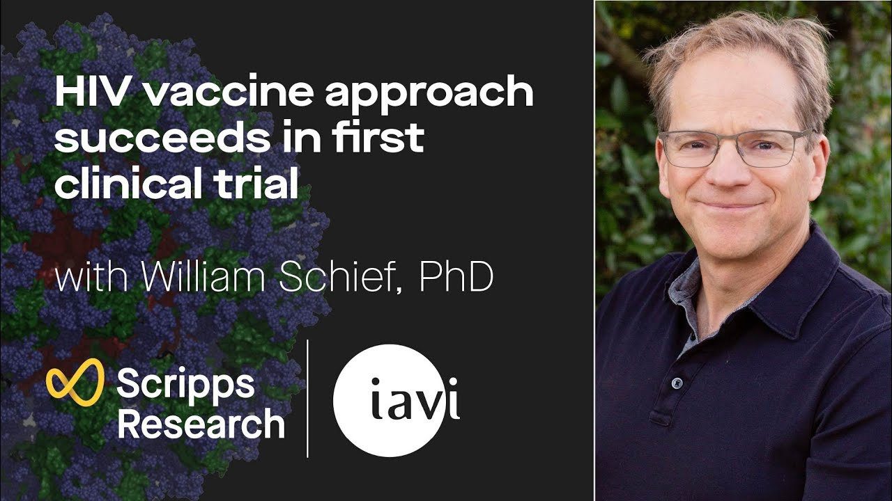 HIV vaccine approach succeeds in first clinical trial