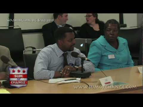 DC Dem Council Chair - Affordable Housing