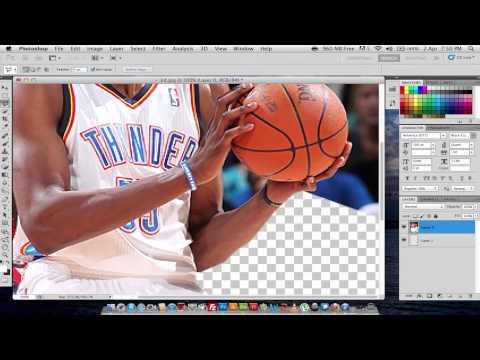 Cropping - Photoshop CS5 Tutorial