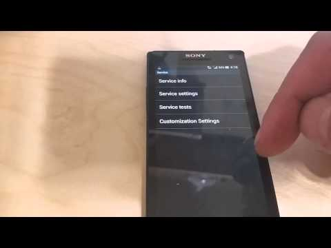 How To Check If your Sony Xperia S LT26 Is Unlocked or Locked Carrier