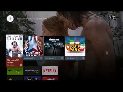 How to Sideload the Nvidia Shield TV with Xfinity TV Go and Aptoide Examples