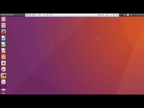 How to Install ubuntu 16.04 / 17.04 on VMware 12.5