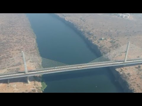 Kota Hanging Bridge Shot With DJI Spark by Ajab Gajab Jankari