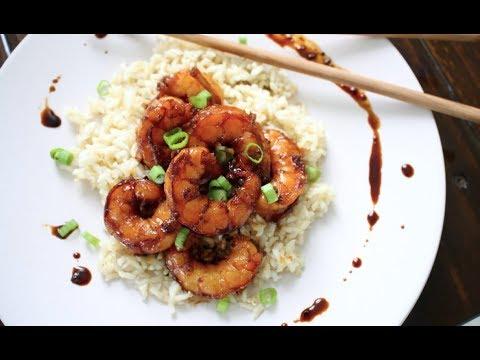 How to Make Honey Garlic Shrimp - 15 Minute Recipe