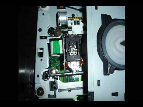 Cleaning Bose DVD player Lens :  How I Did It ?