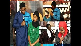 #OLUGAMBO - Maulana & Reign Expose their wives as the crowd goes crazy - MC IBRAH