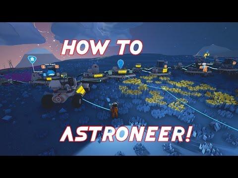 Astroneer Starters Guide
