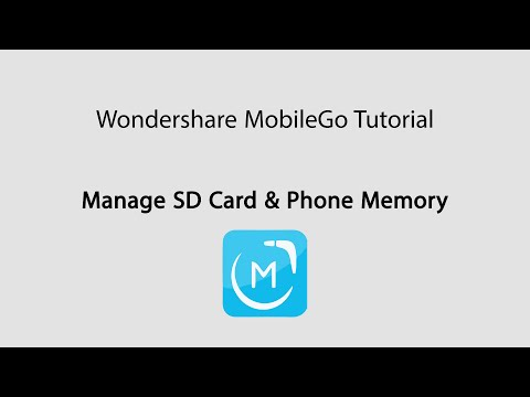 MobileGo: Manage Files on SD Card and Internal Phone Memory