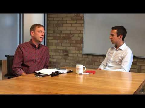 An interview with James Rodmell | #TechTalkToronto