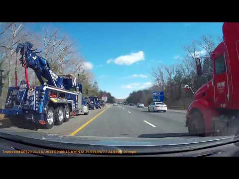 Bad Drivers in the East Coast From New York To Florida