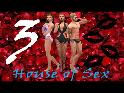 [Lets Play] The Sims 4 House of Sex: Episode 3- Death is a Pervert!