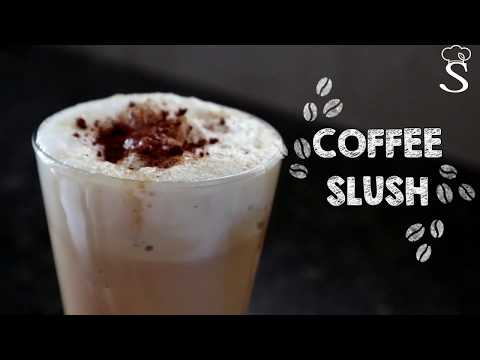 Coffee Slush Recipe | Coffee Slushie | Summer Drink | Coffee Frappuccino Recipe by Shree's Recipes
