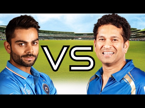 5 Records Of Sachin Tendulkar That Virat Kohli Can Break! | Cricket Fan Club