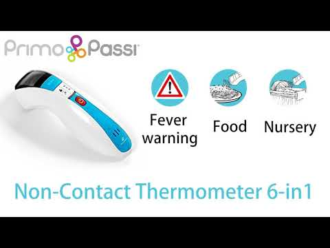 Non-Touch Thermometer 6-in 1 Primo Passi