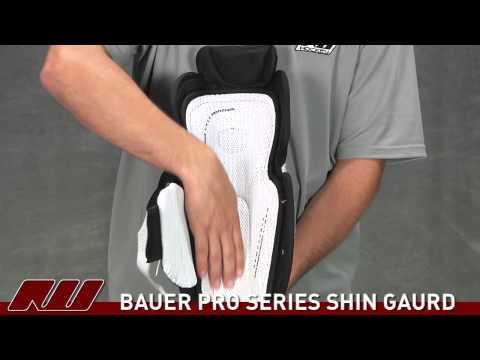 Bauer Pro Series Hockey Shin Guard